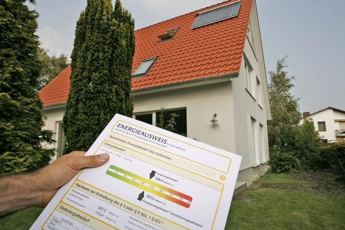 Energieausweis durch Energieberatung Huber