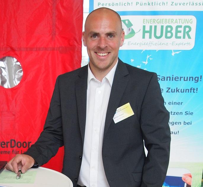 Stefan Huber - Energieberater